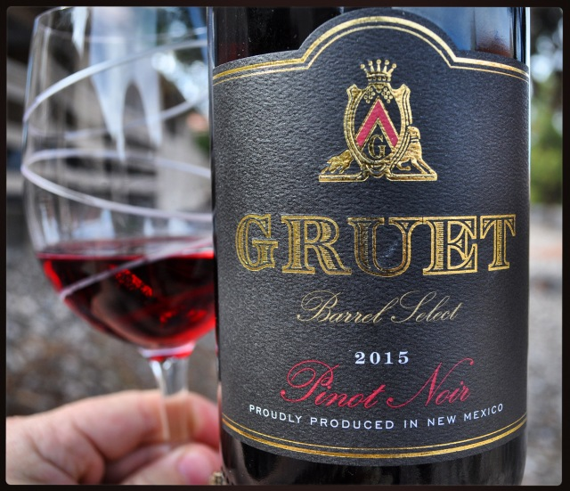 2015 Barrel Select Pinot Noir
