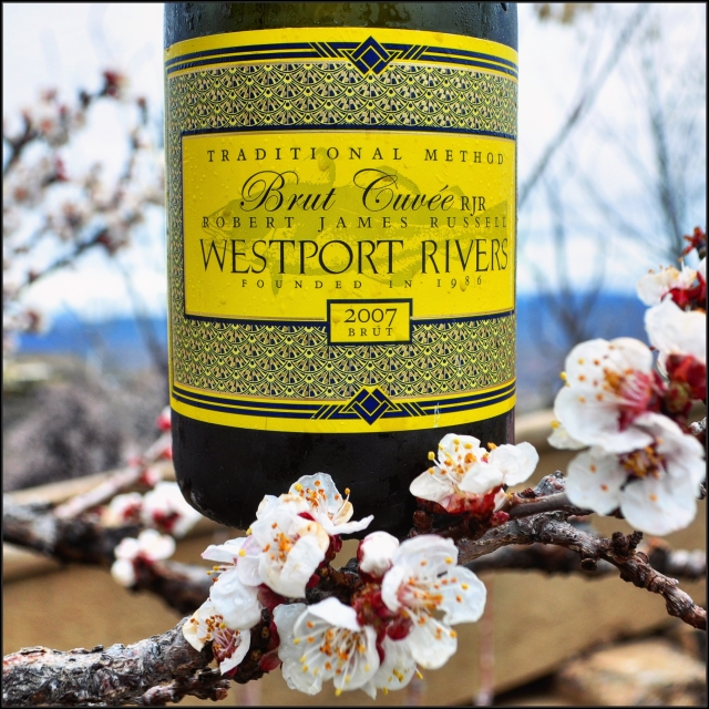 RJR Cuvee Westport Rivers Winery